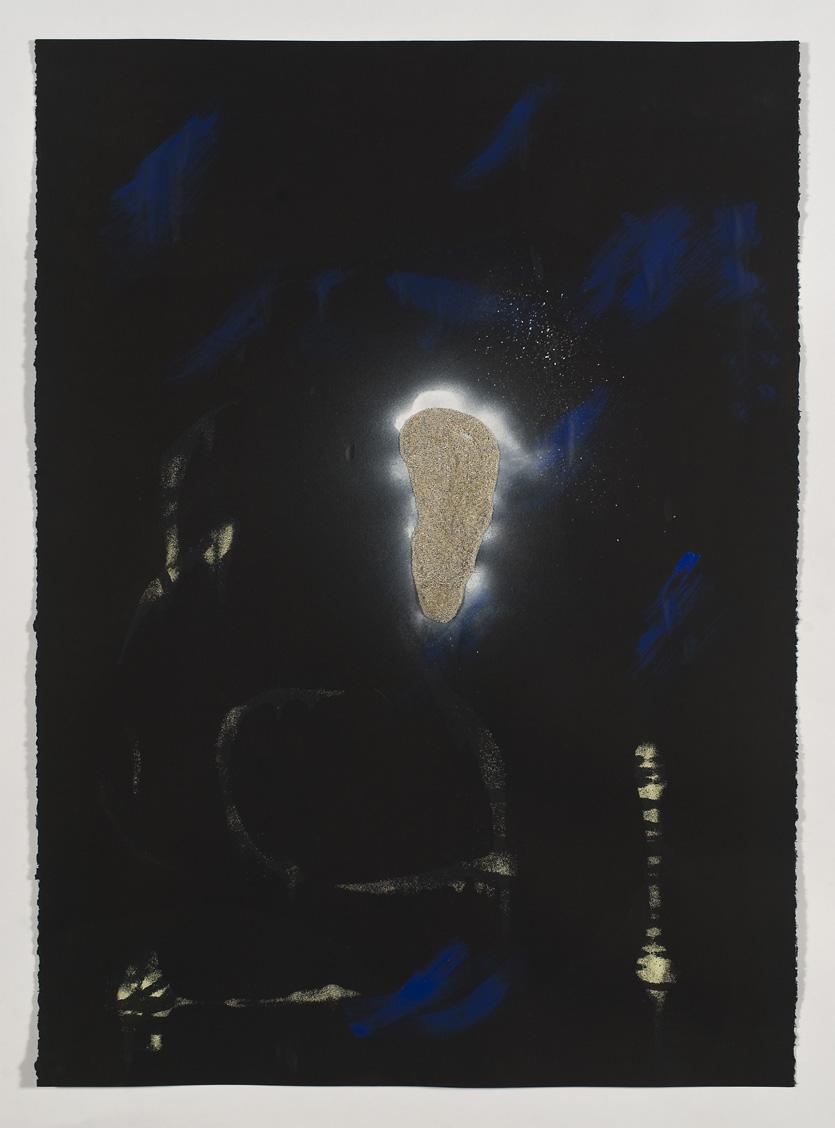 Untitled Black Paper