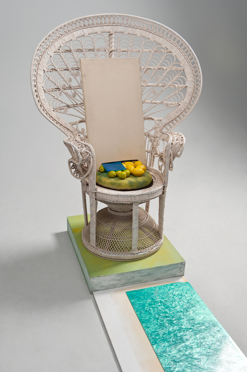 Untitled Chair #1 (White)